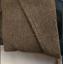 Vintage-Brown-Men-3-Piece-Suits-Wool-Blend-Herringbone-Tweed-Formal-Work-Tuxedos miniature 3
