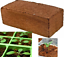 thumbnail 2 - Organic Coco Coir Bricks lot 1-16 Coconut Fiber Growing Medium Potting Soil Pets
