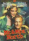 Mr & Mrs North TV Classics Vol 2 0089218458599 DVD Region 1