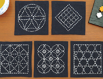 FUJIKYU Cross stitch Needles 6 pcs Made In JAPAN