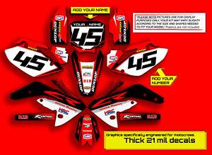 Kit-fits-Honda-Polisport-restyle-kit-CR125-CR250-2002-2007-FACTORY-DECALS