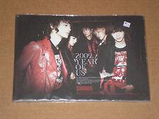 SHINEE - 2009 YEAR OF US - CD MINI-ALBUM + BOOKLET SIGILLATO (SEALED)