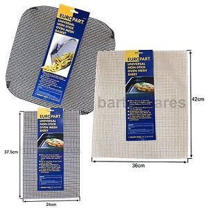 Non-Stick-Food-Oven-Basket-Tray-Mesh-Sheet-Healthier-Quicker-Food-chips-pizza