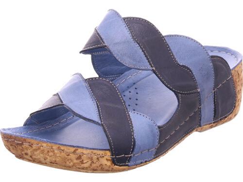 Hush Puppies   Sandale Sandalette blau