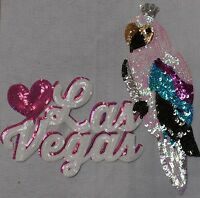 Patches Set: Las Vegas Bird