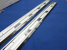 New 70-74 Mopar Dodge Challenger Plymouth Barracuda Body Door Sill Plates Pair