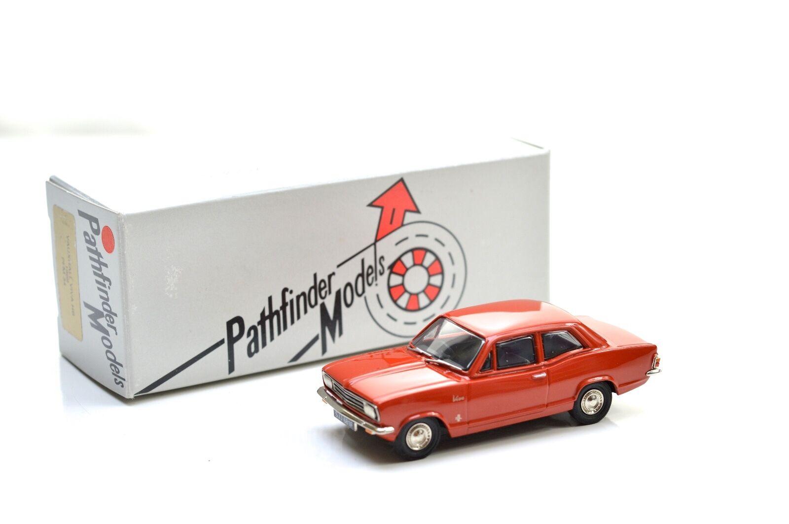 PATHFINDER MODELS PFM 34 VAUXHALL HB VIVA 1968