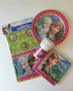 Disney-Frozen-Party-Supplies-Tableware-Bundle