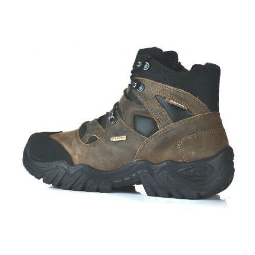 Cofra Jackson GORE-TEX Safety Boots Composite Toe Caps Midsole Mens Pre