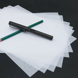 100pcs-16K-Translucent-Tracing-Paper-Copying-Calligraphy-Writing-Drawing-Paper