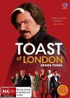 Toast Of London : Series 3 (DVD, 2016)