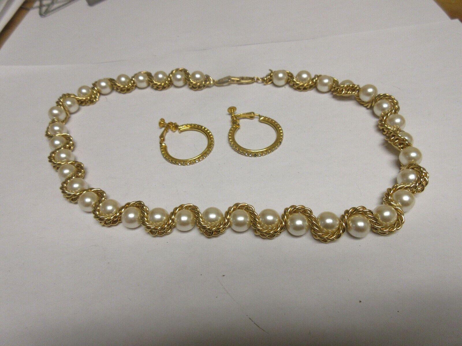 Costume Jewelry , Vintage , Napier , Lee Bernard , Neck