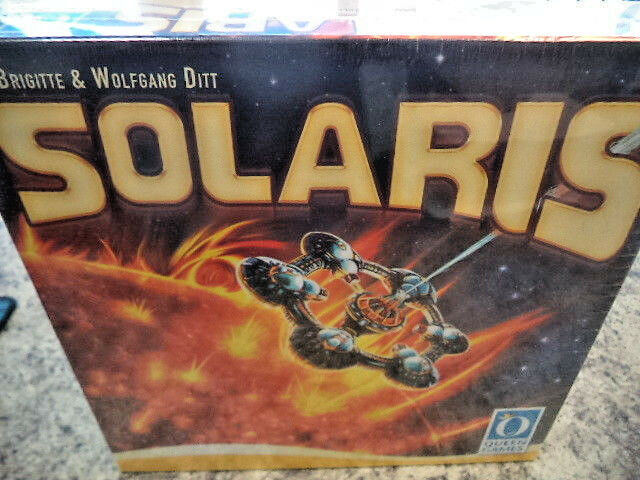 Solaris - Queen Games Board Game New