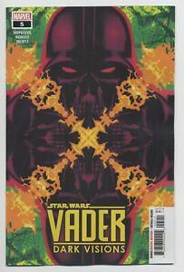 STAR-WARS-VADER-DARK-VISIONS-5-MARVEL-comics-NM-2019