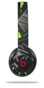 Skin Beats Solo 2 3 Baja 0023 Lime Green Wireless Headphones Not
