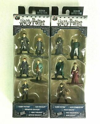 Year 3 Albus Dumbledore Combined Postage Harry Potter Nano Metalfigs