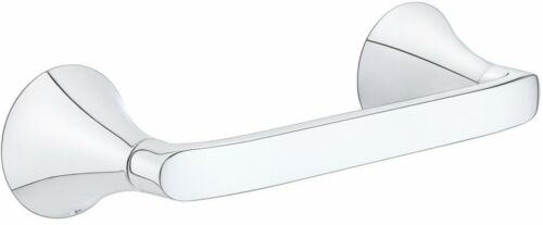 Pfister Brea Mount Toilet Paper Holder Polished Chrome Metal Modern Hardware