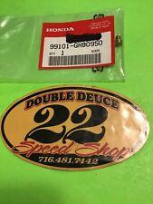 HONDA 99101-GHB-1000 CARBURETOR MAIN JET #100 XL125 ZL250 XR100 TRX200 CH150 NEW