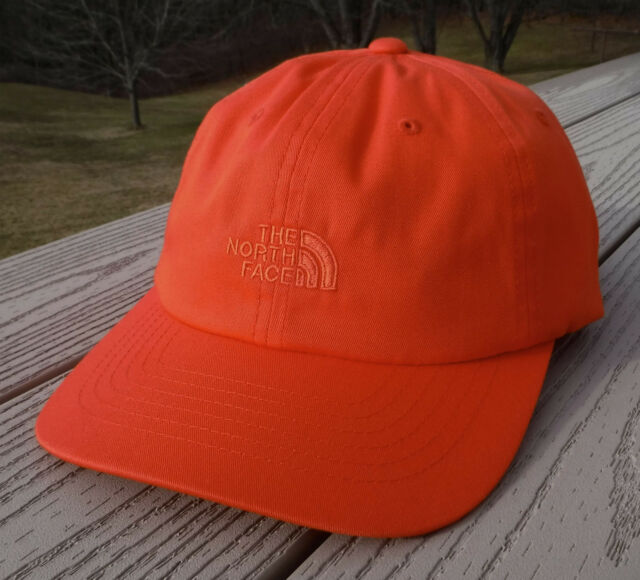 Buy Men s The North Face Norm Dad Hat Fire Brick Red Nf0a355wh9k ... 640683d72da