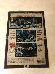 Weird-War-Tales-5-pg-1-art-title-4-color-acetate-1972-TOTH-HALT-YOU-Dc