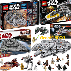 Lego Star Wars NEW - BOX SETS AND MINIFIGURES Choose SETS Toys 75155
