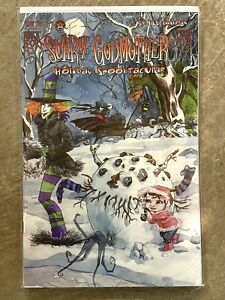 Scary-Godmother-Holiday-Spooktacular-Sirius-1998-Jill-Thompson-NM