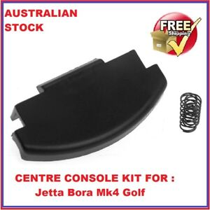 Centre-Console-Armrest-Lid-Latch-Clip-Repair-for-VW-Jetta-Bora-Mk4-Golf