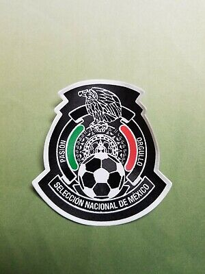 Mexico National Soccer Team-Patch- 3 x 2,8