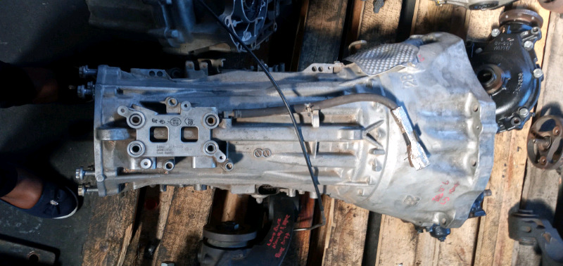 AUDI Q7 3.0 TDCI CRC AUTOMATIC GEARBOX FOR SALE