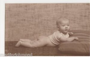 Baby-Francis-E-Jackson-of-Halifax-RP-Postcard-B576