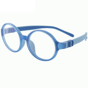 2ac08e02992 Details about Round Eyeglasses Frames Child s Children Girls Boys Flexible  Glasses Eyewear RX