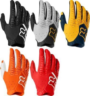 Fox Racing 2019 Black Pawtector Gloves Adult MX ATV Off Road 21737-001