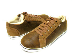 82fe285eafe Details about UGG ROXFORD MEN SHOES BOMBER TWIN FACE US 9, 10.5, 11