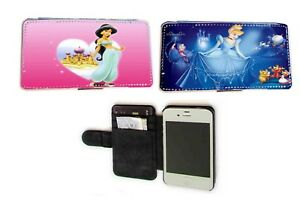 Cinderella-Jasmine-Inspired-leather-phone-case-for-iPhone-Samsung-LG-HTC-Xperia