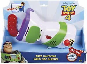 Disney-Jouet-Story-4-Superlanzadiscos-de-Buzz-Laser-Feux-et-Son-Jouet-Enfant
