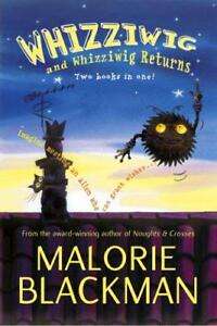 Whizziwig-and-Whizziwig-Returns-Omnibus-by-Malorie-Blackman-NEW-Book-FREE-amp-FA