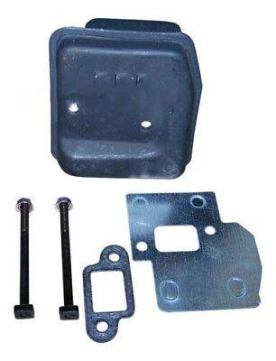 Auspuff Schalldämpfer Dichtung passend Stihl 021 MS210 motorsäge kettensäge neu