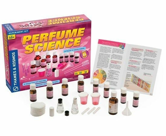 Thames & Kosmos Perfume Fragrance with Oils Science Kit