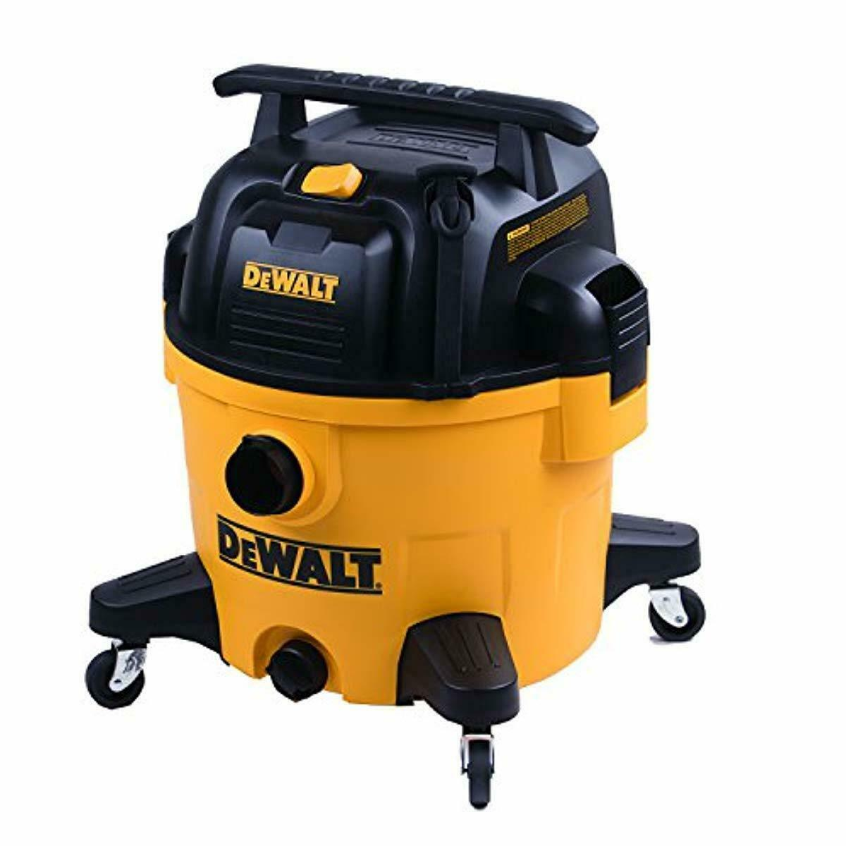 DeWALT 9 Gallon Poly Wet Dry Vac