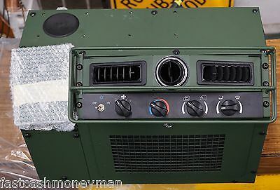 MILITARY LMTV TRUCK CAB HEATER AIR CONDITIONER CONTROL BOX M1078 M1083 M1088 A1