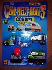 MATCHBOX - CONNECTABLES - CONVOY