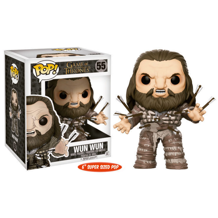 Funko Pop Vinyl Figure - Game of Thrones - 'WUN WUN' with Arrows  6  New