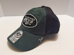 the best attitude 07f00 4219d Image is loading 47-Brand-NFL-New-York-Jets-Sequins-Women-