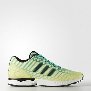 timeless design db337 ebb12 Image is loading NEW-MEN-039-S-ADIDAS-ORIGINALS-ZX-FLUX-