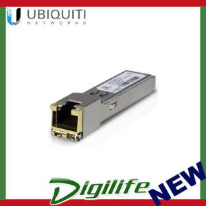 Ubiquiti RJ45 - SFP Transceiver Module SFP to RJ45 1G UF-RJ45-1G 817882022729