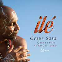 Omar Sosa - Ile [new Cd] on Sale