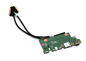 New HP Pavilion X360 14-BA SERIES POWER SWITCH ON OFF BUTTON BOARD 4550C2020002