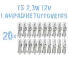 Nr. 20 Glühbirne Glass 2,3W 12V Scheinwerfer Angel Eyes DEPO FK VW Polo 9N3 2B5