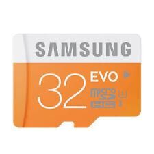 Samsung 32GB Micro SD Card SDHC EVO 48MB/s UHS-I Class 10 TF Memory Card