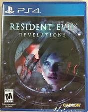 Resident Evil: Revelations (Sony PlayStation 4, 2017)